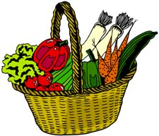 225x192 There Are Some Vegetables In Clipart Panda