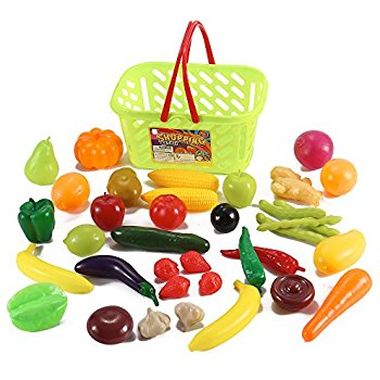350x350 Fruits And Vegetables Basket Toys Amp Games