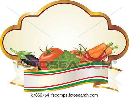 450x343 Drawings Of Label For Fruit And Vegetables K7866754