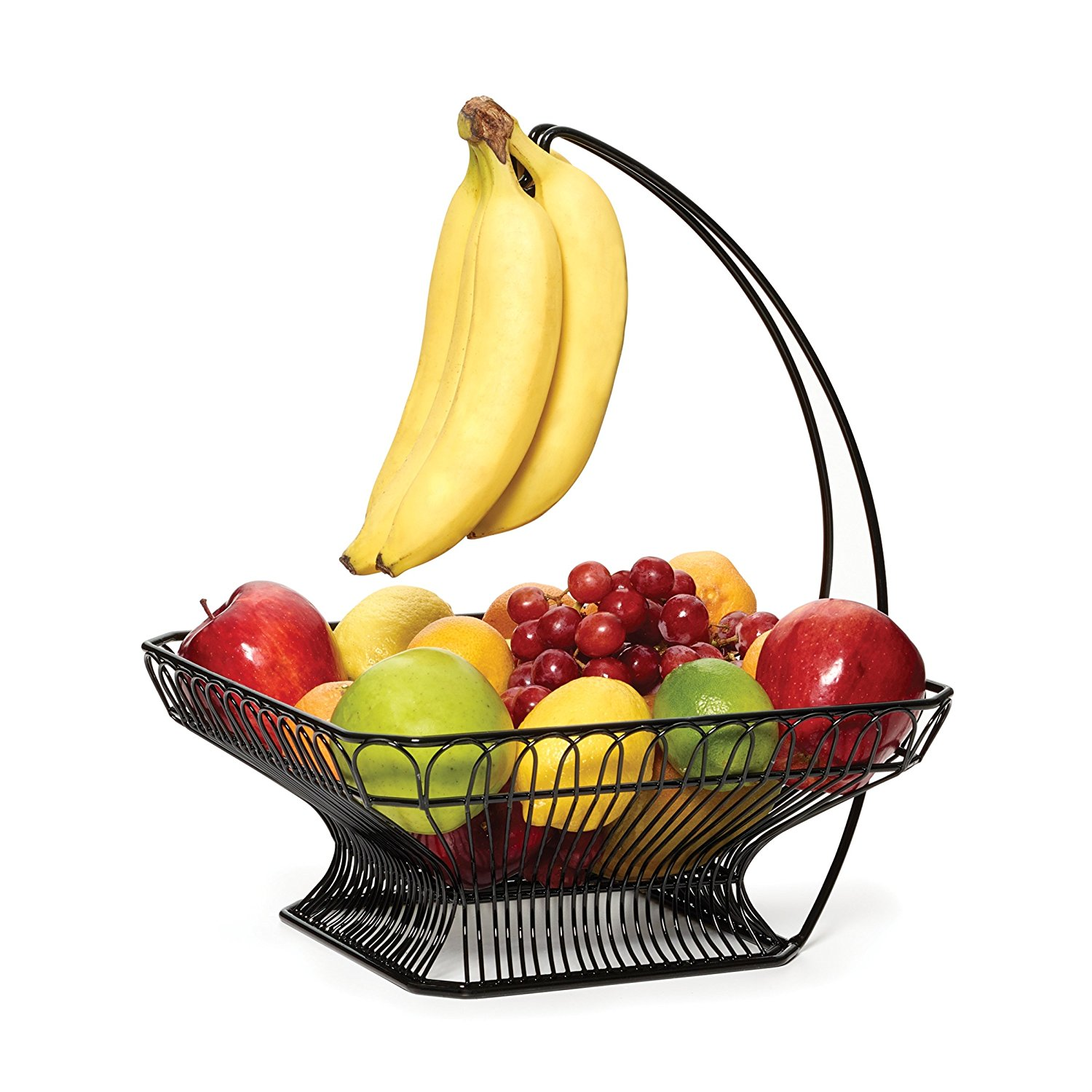 1500x1500 Gourmet Basics By Mikasa Countryside Fruit Basket