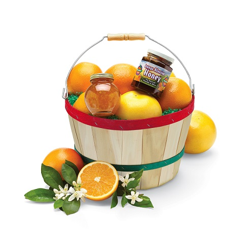 492x492 Deluxe Baskets Of Fruit Amp Food Sun Harvest Citrus