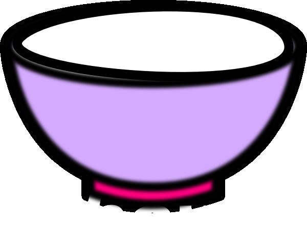 600x489 Bowl Clip Art