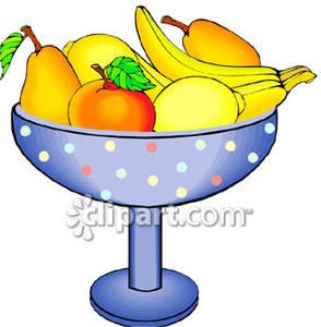 294x300 Bowl Of Fresh Fruit