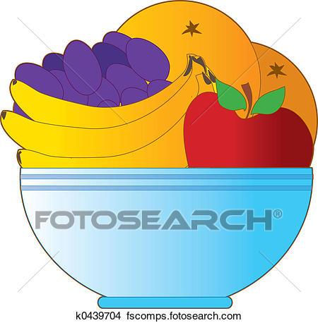 450x458 Drawings Of Fruit Bowl K0439704