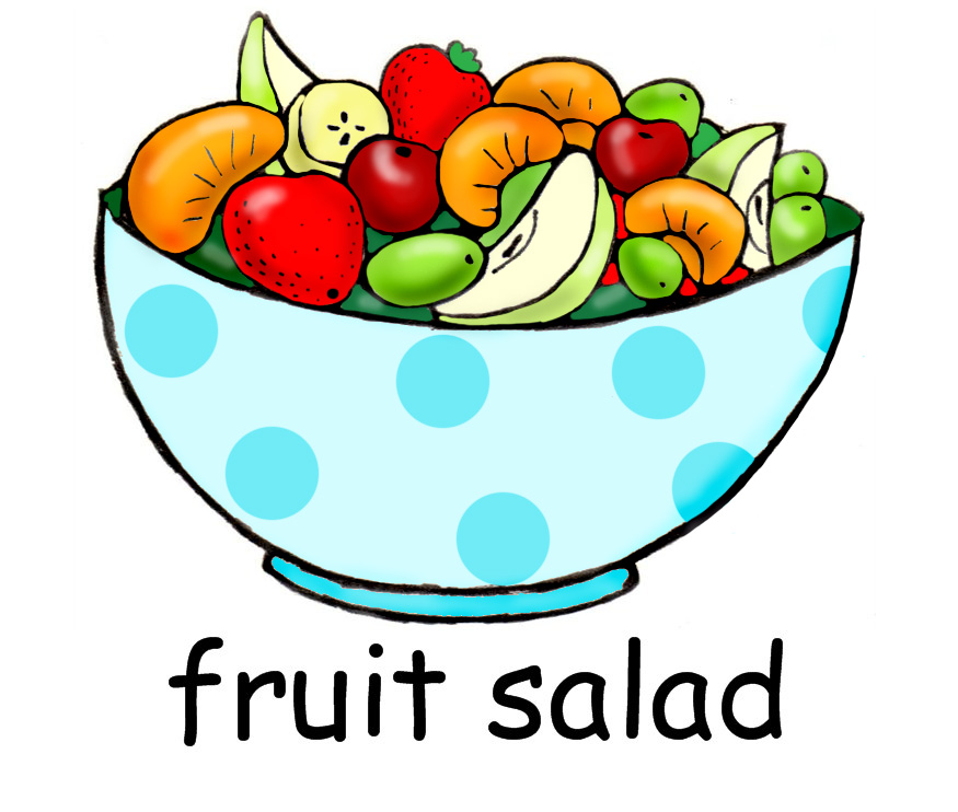 875x742 Free Clip Art Fruits