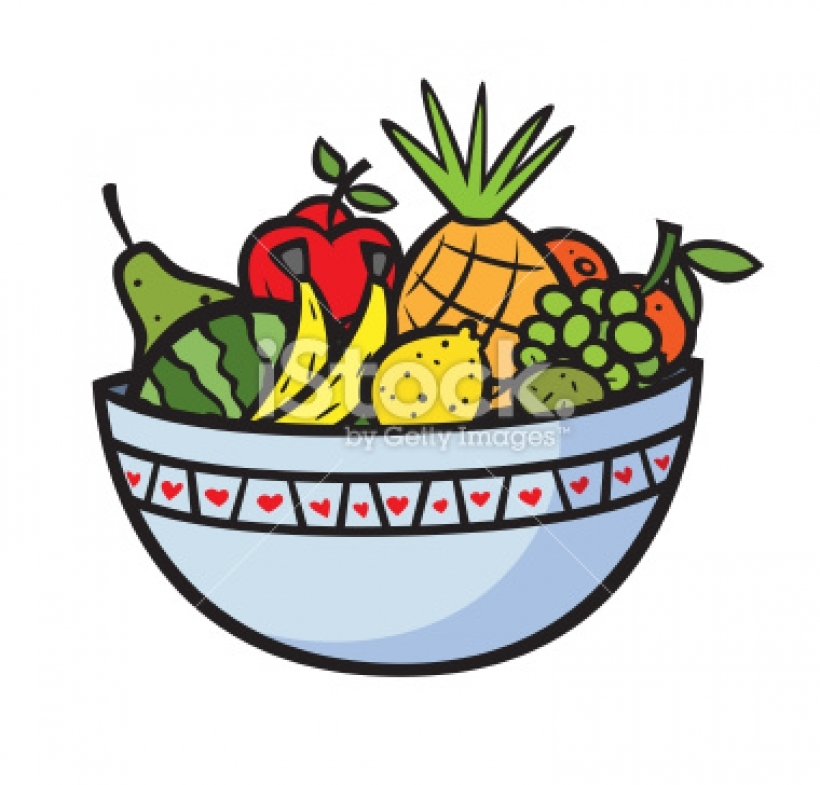 820x785 Fruit Bowl Clipart Clipart Panda Free Clipart Images In Fruit Bowl