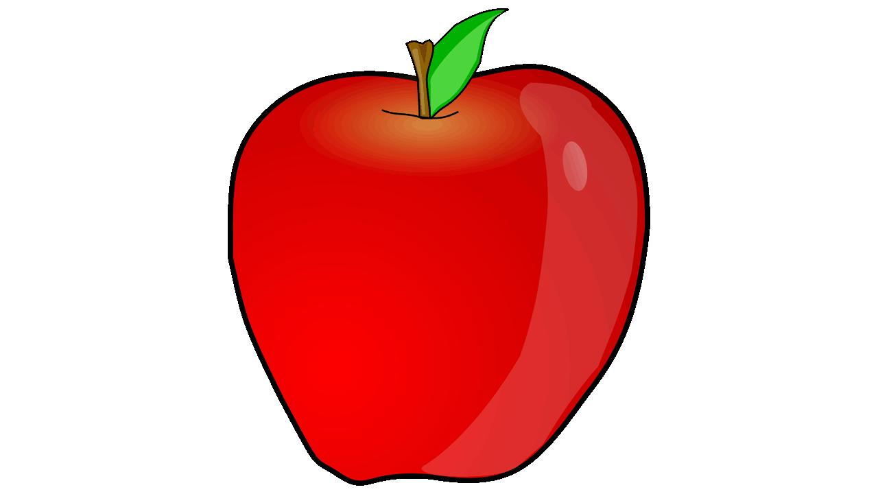 1280x720 Fruit Apple Clipart, Explore Pictures