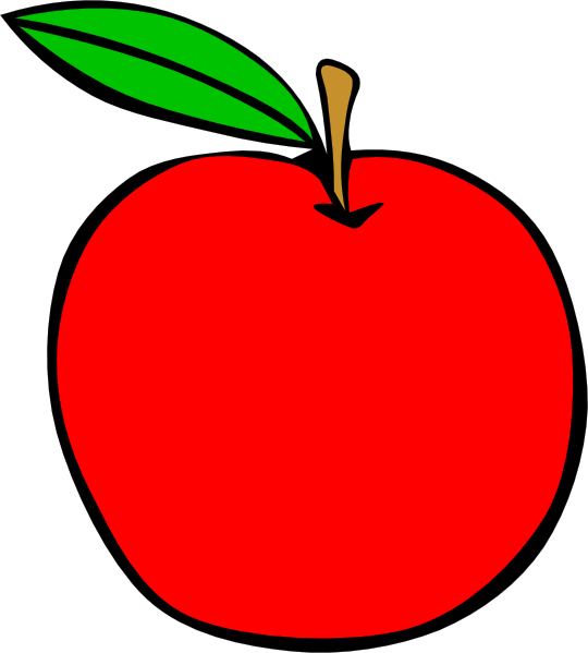 540x599 Fruit Clip Art Free Free Clipart Images 3