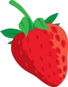 233x300 Strawberry Clip Art