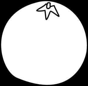 299x294 Orange Clip Art