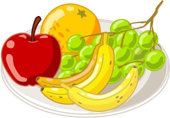340x236 Fruit Plate Clip Art Clipart Panda