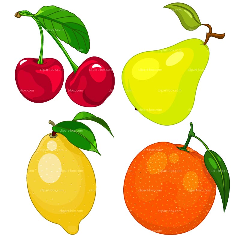 800x800 Fruit Clip Art Free Free Clipart Images