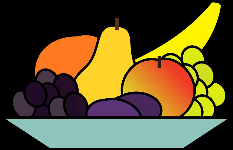 800x517 Fruit Clipart Free Images 4
