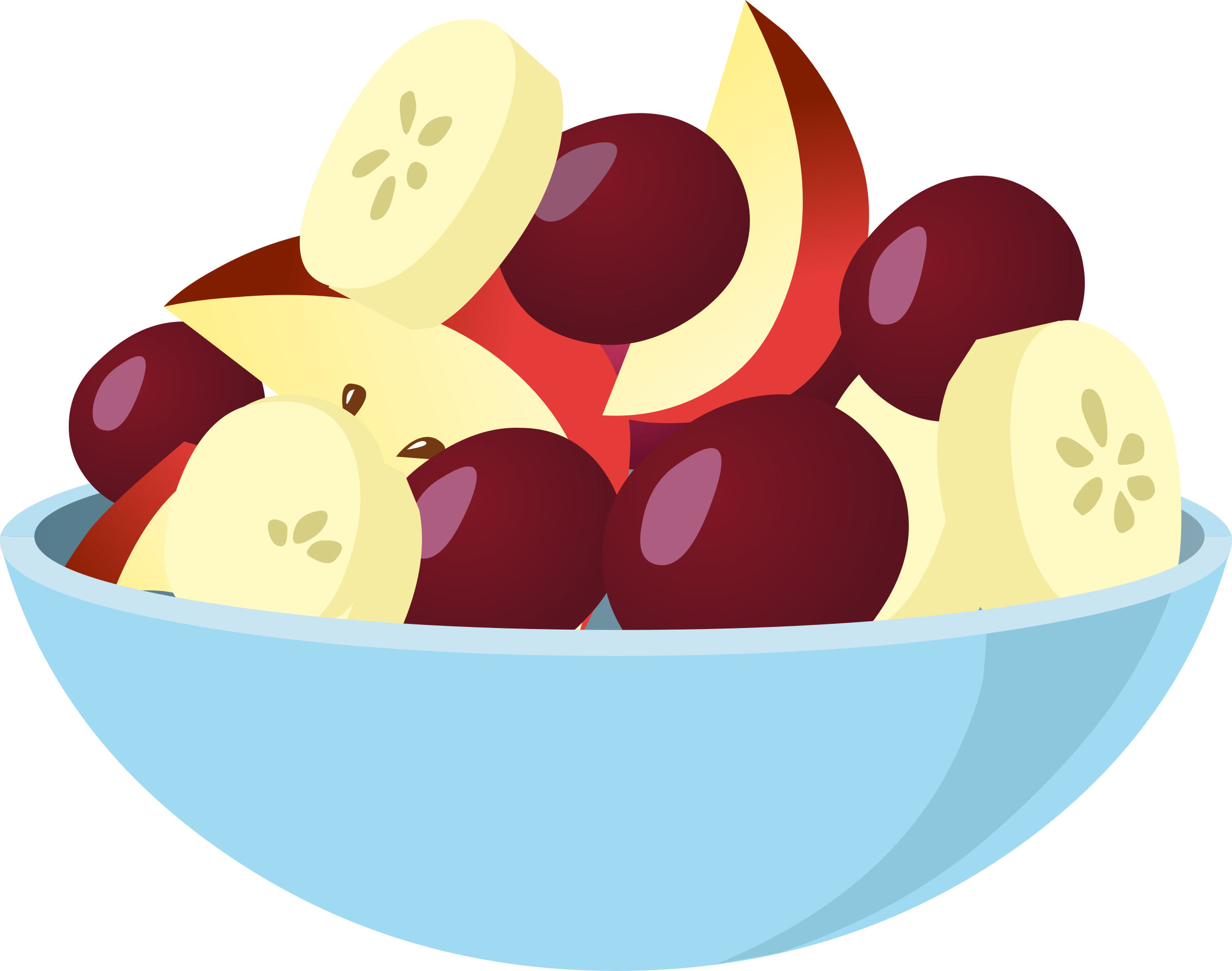 2400x1891 Fruit Clipart Fruit Salad