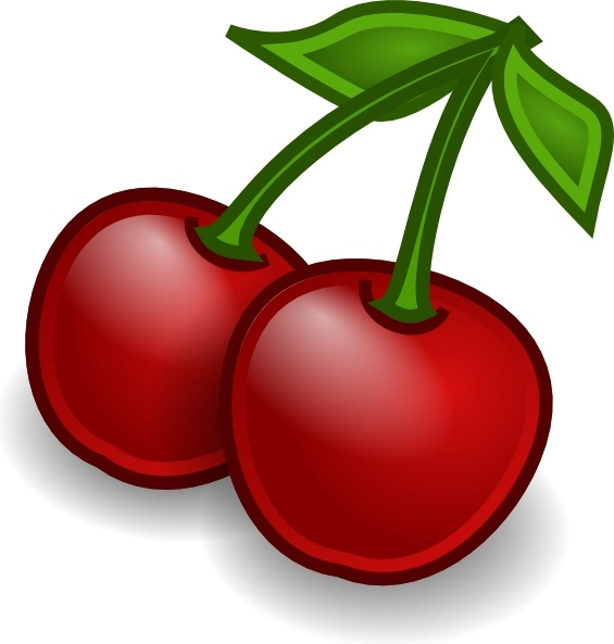 565x593 Rocket Fruit Cherries Clip Art Free Vector In Open Office Drawing