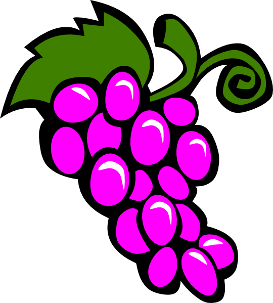 540x599 Simple Fruit Ff Menu Clip Art