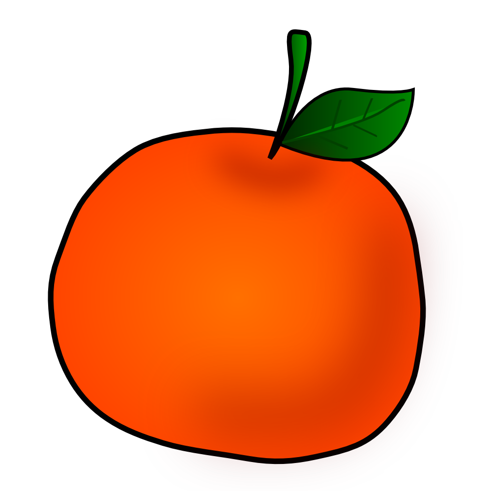 999x999 Top 84 Orange Clip Art