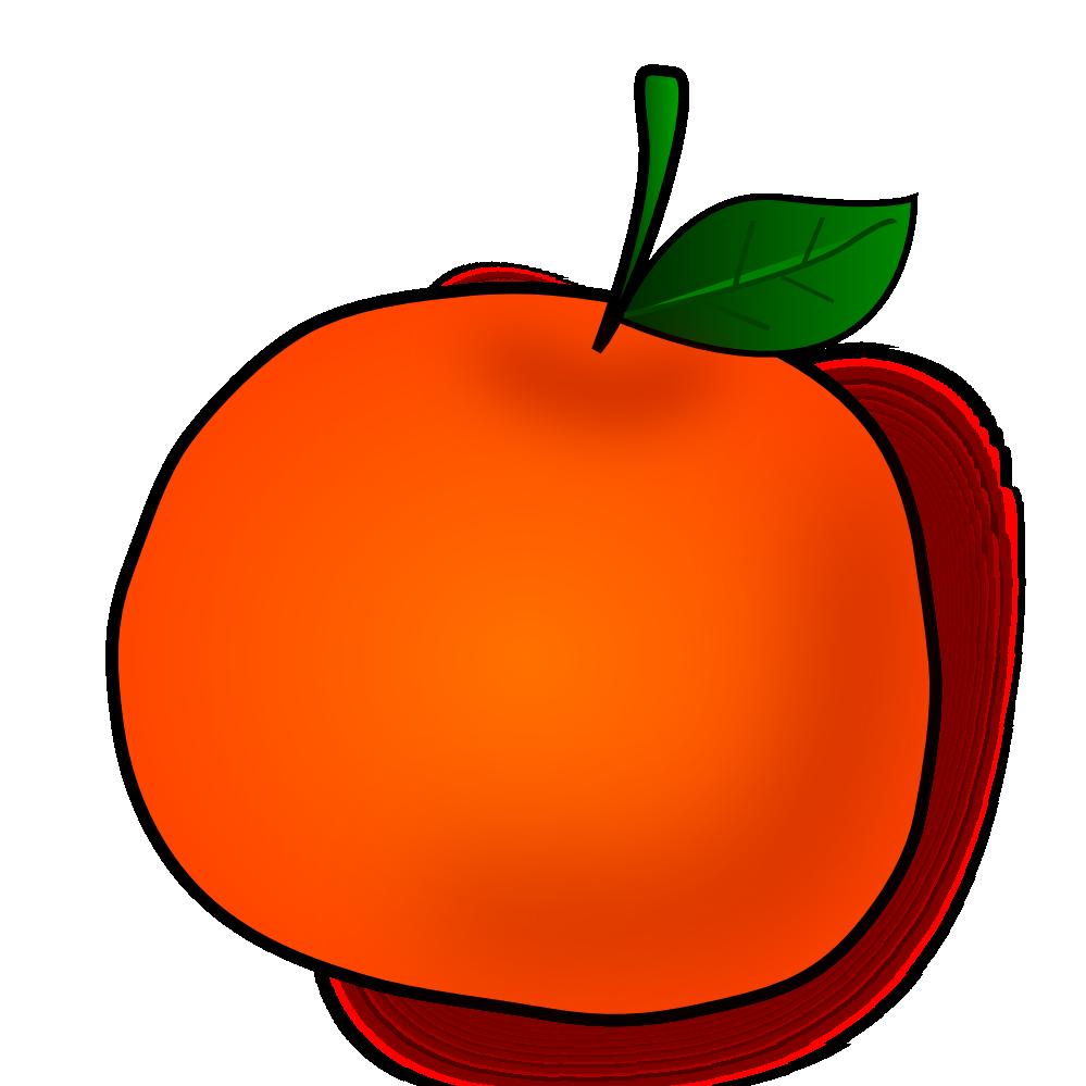999x999 Top 84 Orange Clip Art