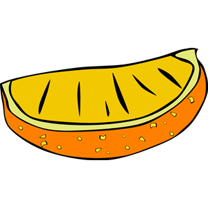 300x300 Fast Food, Snack, Orange Slice Clipart, Cliparts Of Fast Food