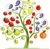 170x169 Fruit Tree Clip Art