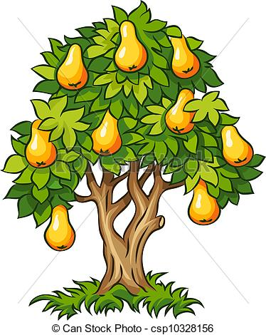 374x470 Graphics For Fruit Tree Clip Art Graphics