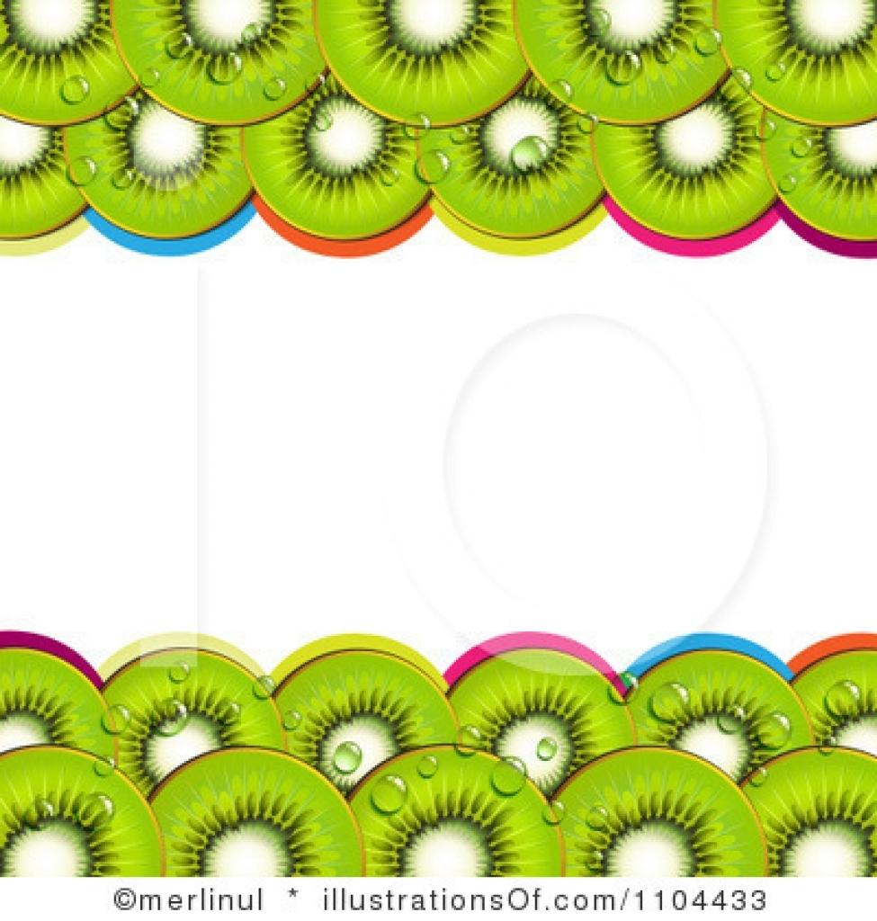 975x1024 Fruit Border Clipart Free