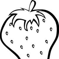 200x200 Black And White Vegetable Clipart