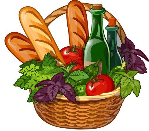 500x438 418 Best Clip Art Food Images Clip Art, Colors