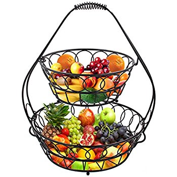 350x350 Elegant Fruit Basket