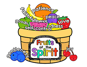 300x232 9 Fruits Of The Spirit Clip Art Cliparts