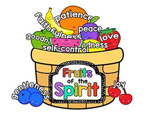 300x232 9 Fruits Of The Spirit Clip Art Cliparts