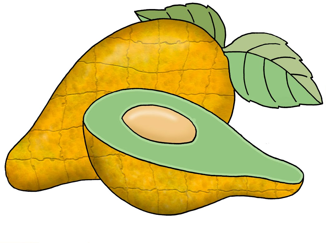 1045x778 Download Fruit Clip Art Free Clipart Of Fruits Apple Bananna 4
