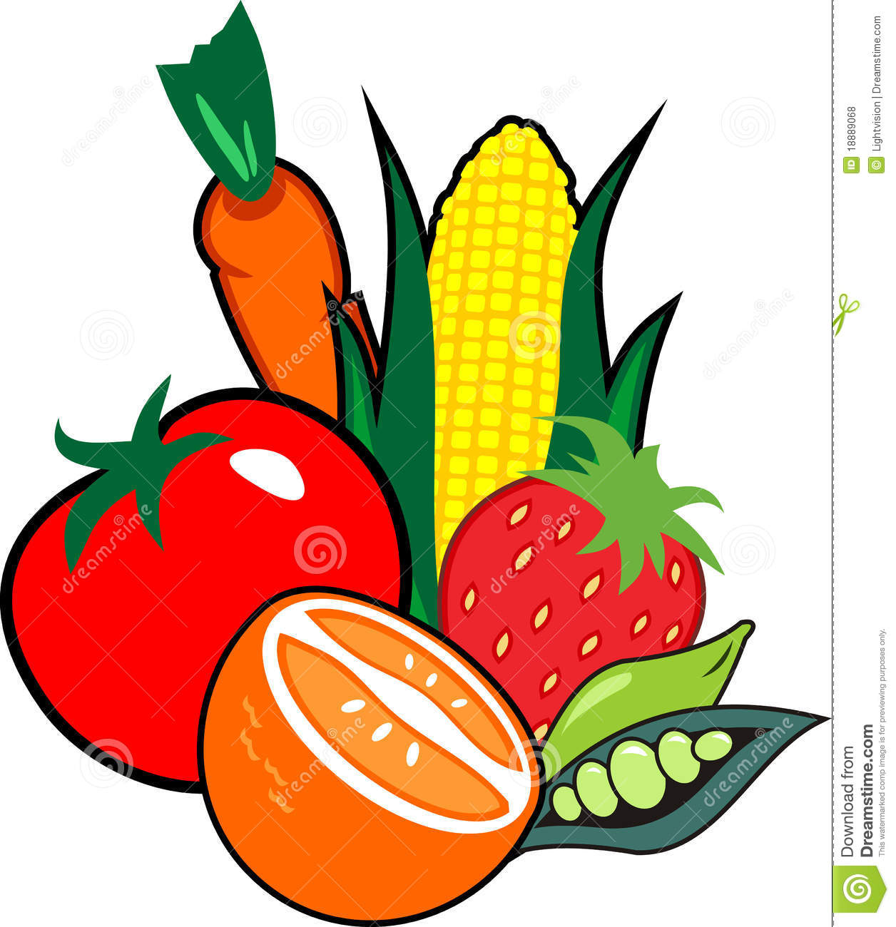 1256x1300 Fruits And Vegetables Clip Art Clipart