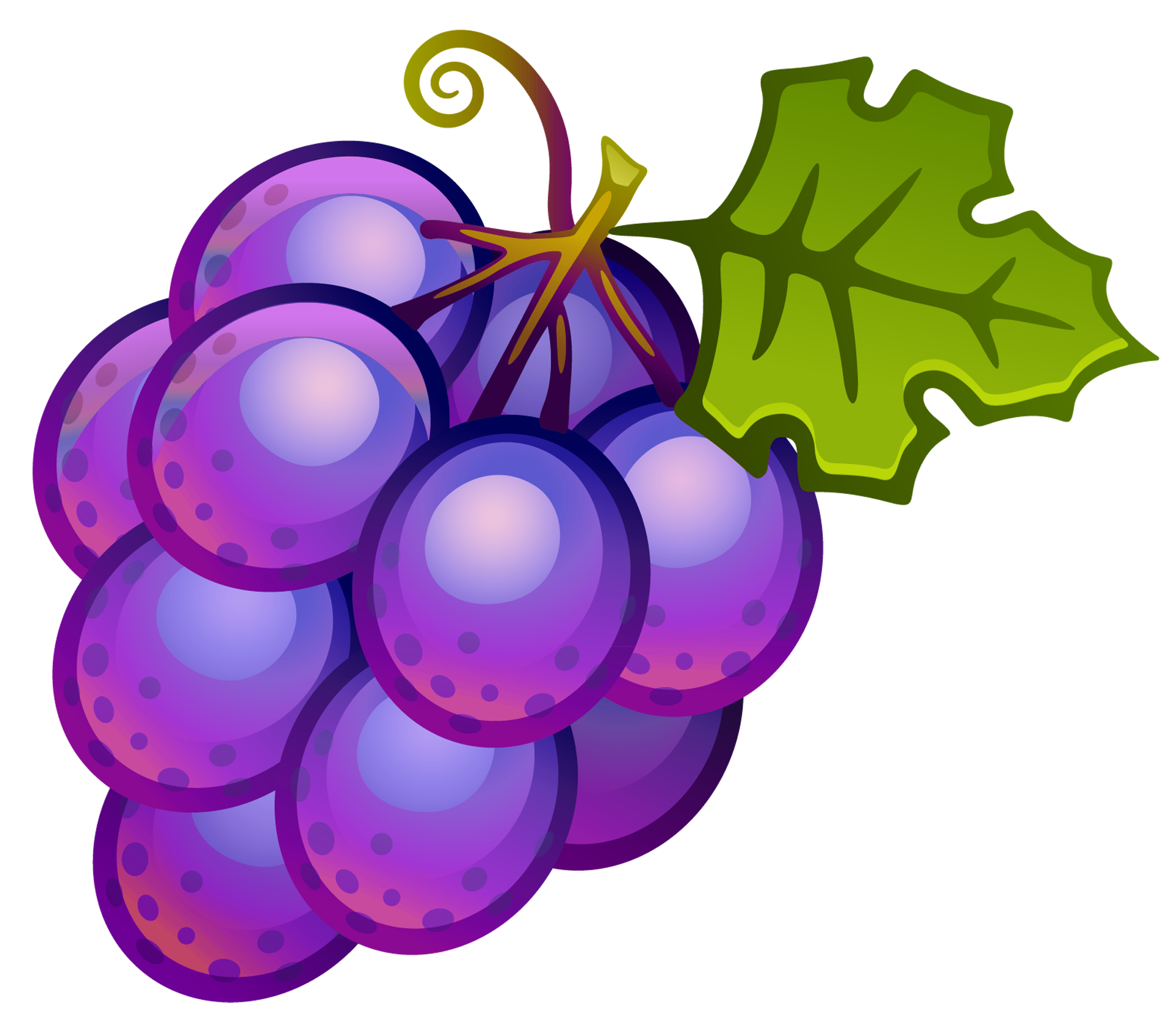 2000x1741 Large Painted Grapes Png Clipartu200b Gallery Yopriceville