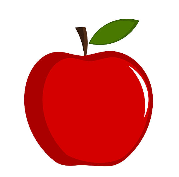 612x604 Apple Fruit Clipart