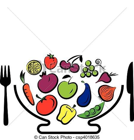 450x470 Beautiful Vegetables And Fruits Clipart Fruits And Ve Ables Clip