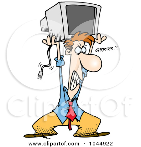 450x470 Frustrated People Clipart