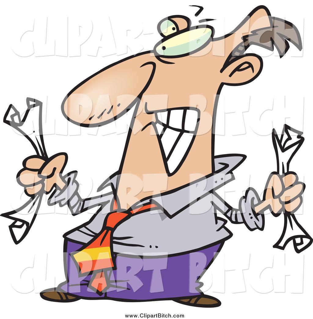 1024x1044 Clip Vector Cartoon Art Of A Frustrated Businessman Crumpling