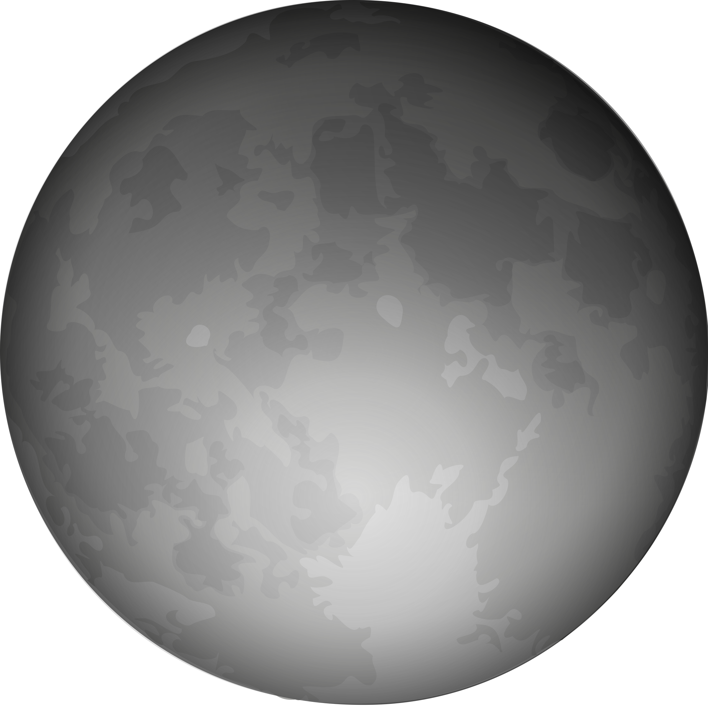 2400x2400 Moon Free Images Clip Art Of Clipart Clipartwork