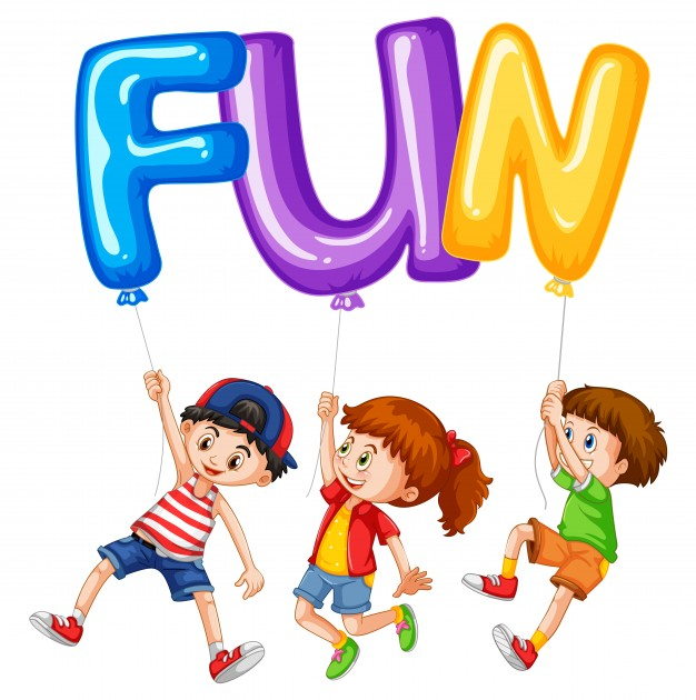 Fun Word Cliparts   Free download on ClipArtMag