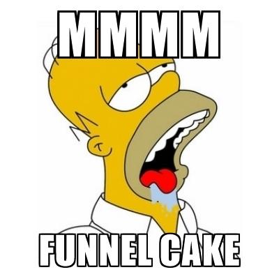 400x400 Mmmm Funnel Cake