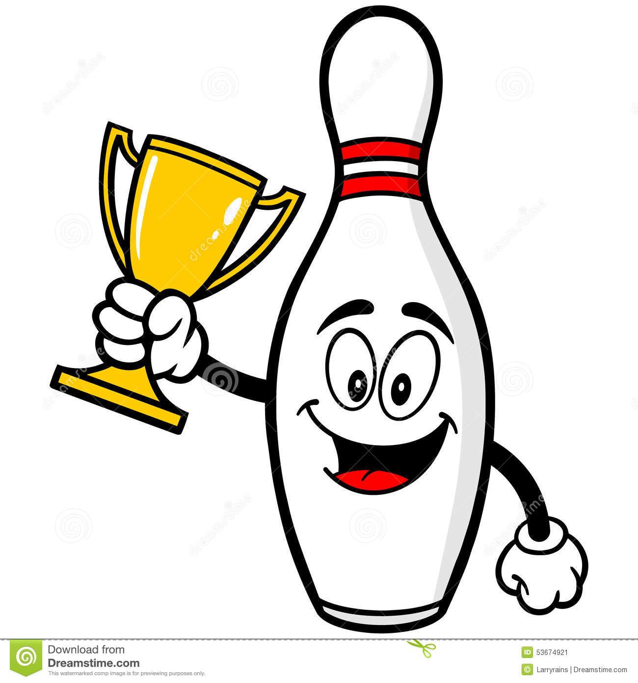 1300x1390 Bowling Clipart Bowling Trophy