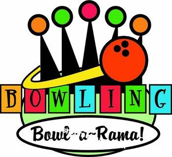 350x319 Free Bowling Clip Art