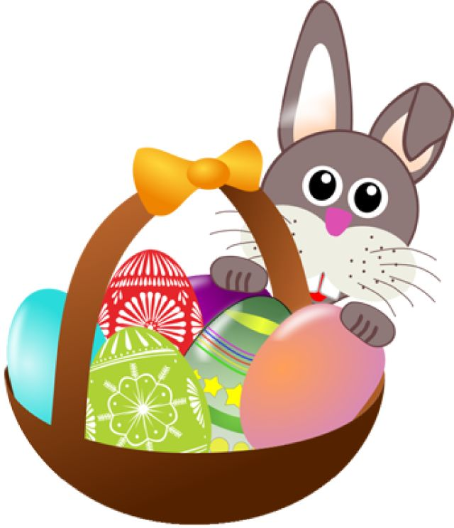 Funny Bunny Clipart