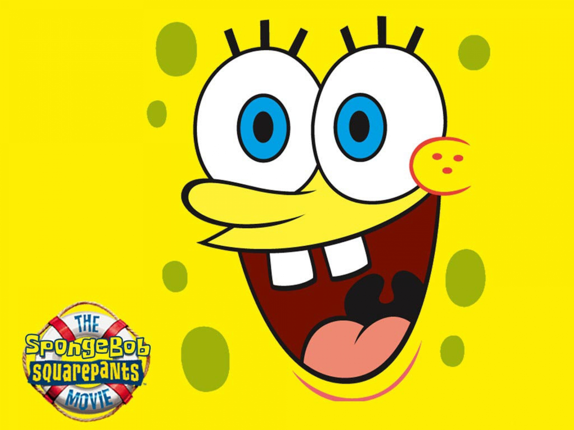 1920x1440 Funny Cartoon Faces 19 Background Wallpaper