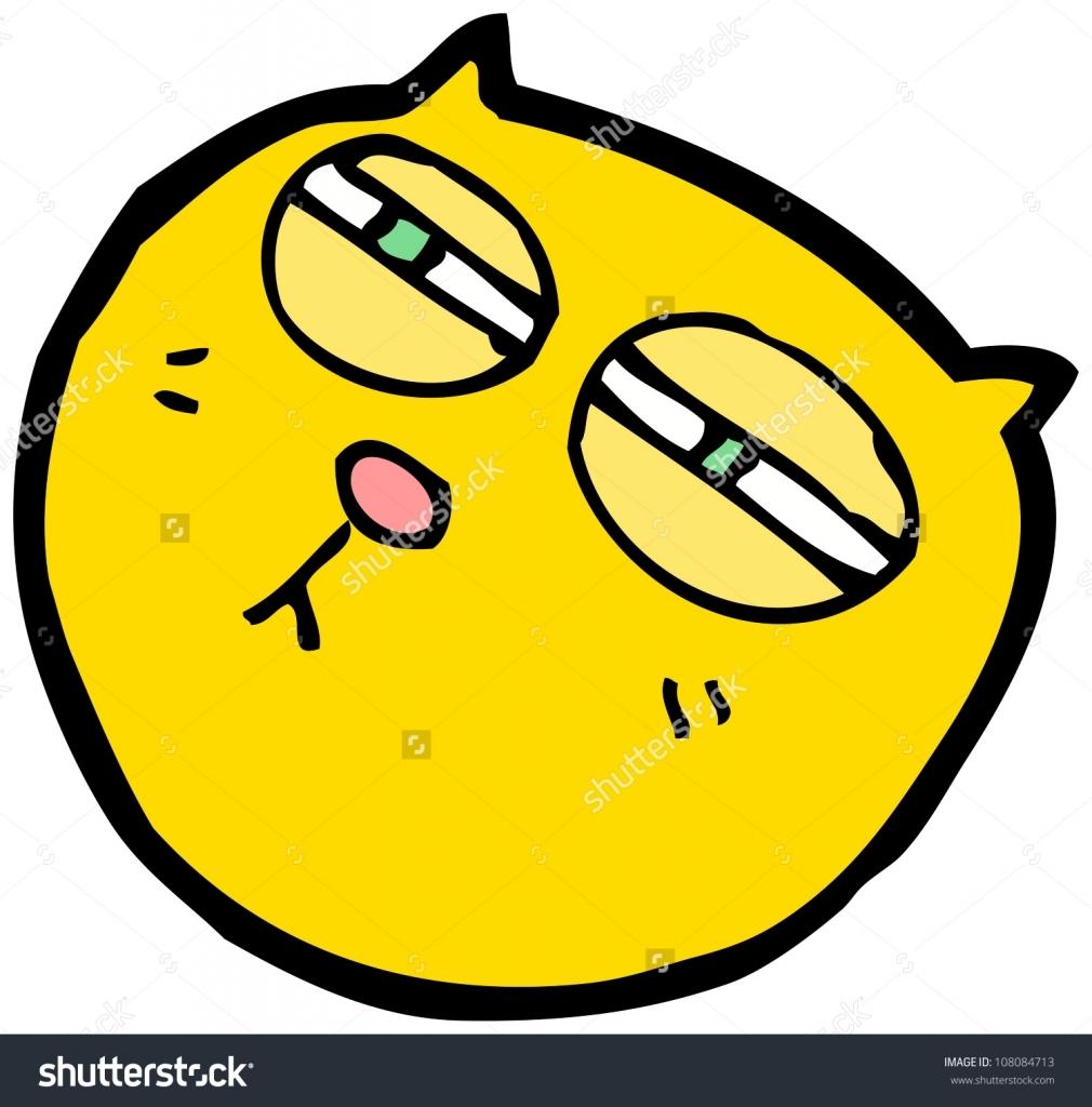 1010x1024 Funny Cartoon Faces Funny Cartoon Cat Face Stock Photo 108084713