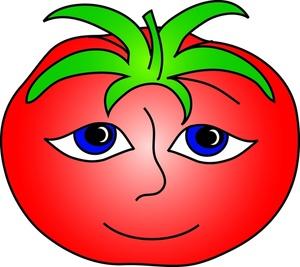 300x267 Tomato Clipart Image