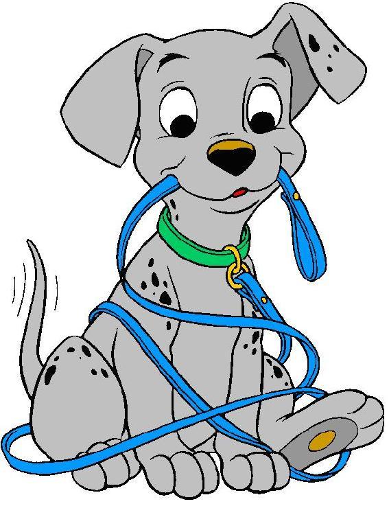 567x737 puppy cartoon images