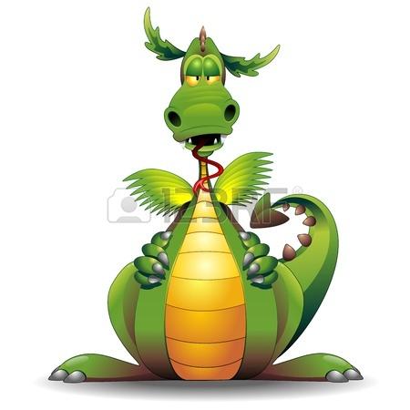 Funny Dragon Pics Clipart