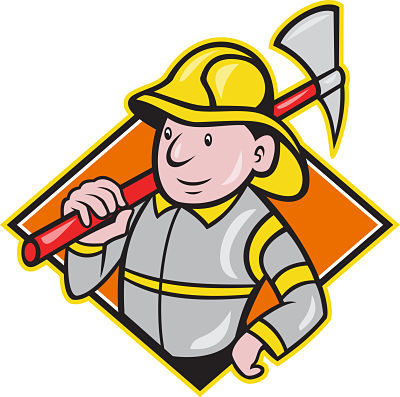 400x397 Firefighter Jokes And Puns